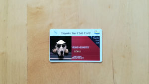 toyokoinn card